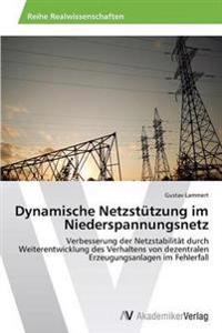 Dynamische Netzstutzung Im Niederspannungsnetz