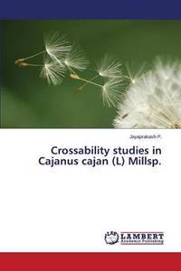 Crossability Studies in Cajanus Cajan (L) Millsp.
