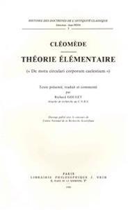 Theorie Elementaire (de Motu Circulari Corporum Caelestium)