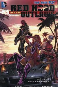 Red Hood and the Outlaws 6