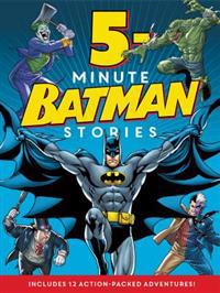 Batman Classic: 5-Minute Batman Stories