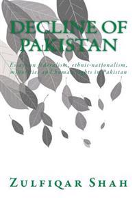 Decline of Pakistan: Essays on Federalism, Ethnic-Nationalism, Minorities and Human Rights in Pakistan