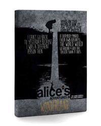 Alice's Adventures in Wonderland Journal