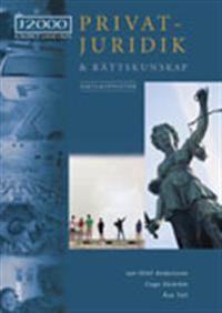 J2000 Privatjuridik och rättskunskap Fakta och uppgifter