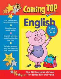English, Ages 3-4