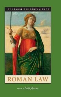 The Cambridge Companion to Roman Law