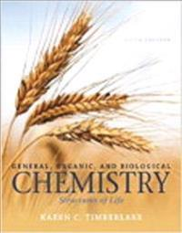 General, Organic, and Biological Chemistry: Structures of Life, Books a la Carte Plus Masteringchemistry with Etext -- Access Card Package [With Acces