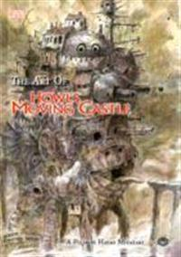 Art of Howl's Moving Castle