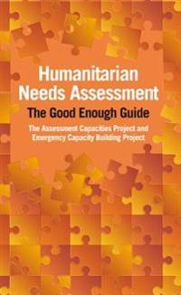 Humanitarian Needs Assessment