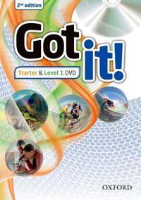 Got It: Starter & Level 1: DVD