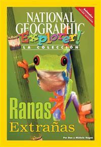 Ranas extrañas / Freaky Frogs