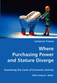Where Purchasing Power and Stature Diverge