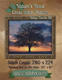 Nature's Finest Cross Stitch Pattern: Design Number 88