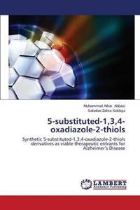 5-Substituted-1,3,4-Oxadiazole-2-Thiols