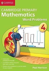 Cambridge Primary Mathematics Stage 4 Word Problems