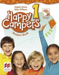 Happy Campers Level 1 Student's Book/Language Lodge