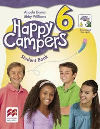 Happy Campers Level 6 Student's Book/Language Lodge
