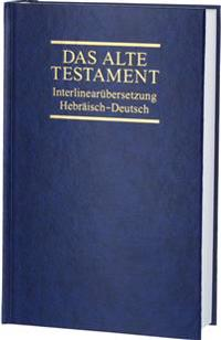 Interlinearübersetzung Altes Testament, hebräisch-deutsch, Band 3