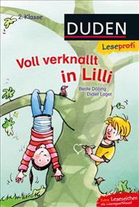 Leseprofi - Voll verknallt in Lilli, 2. Klasse
