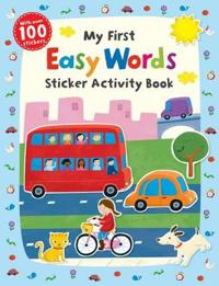 My First Easy Words Sticker Activity Book