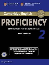 Cambridge English Proficiency 2 With Answers With Audio