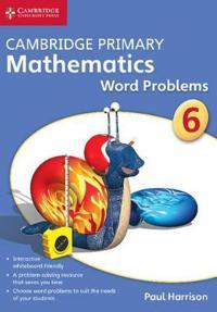 Cambridge Primary Mathematics Stage 6 Word Problems DVD-ROM