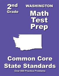 Washington 2nd Grade Math Test Prep: Common Core State Standards