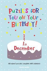 Puzzles for You on Your Birthday - 1st December