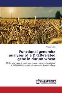 Functional Genomics Analyses of a Dreb-Related Gene in Durum Wheat
