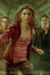 Buffy the Vampire Slayer Season 8 4