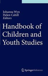 Handbook of Children and Youth
