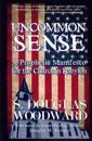 Uncommon Sense: A Prophetic Manifesto for the Church in Babylon