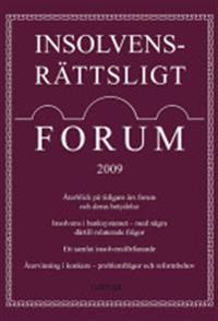Insolvensrättsligt forum 2009