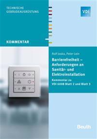 Barrierefreiheit - Anforderungen an Sanitär- und Elektroinstallation