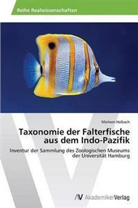 Taxonomie Der Falterfische Aus Dem Indo-Pazifik