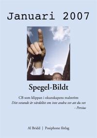 Spegel-Bildt, januari 2007. CB som klippan i okunskapens malström.