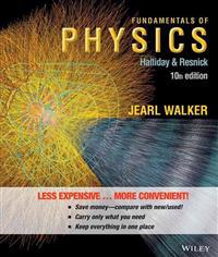 Fundamentals of Physics, Binder Ready Version