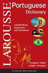 Larousse Portuguese-English/English-Portuguese Dictionary