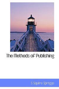 The Methods of Publishing