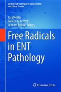 Free Radicals in ENT Pathology