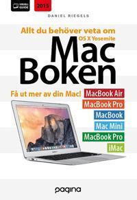 Mac-boken : Den kompletta guiden till OS X Yosemite