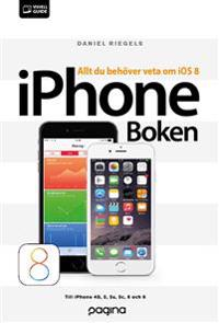 iPhone-boken - allt du behöver veta om din iPhone iOS 8