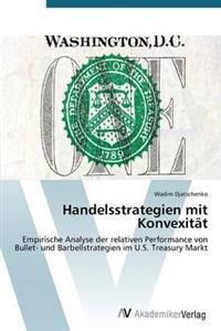 Handelsstrategien Mit Konvexitat