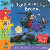Room on the Broom Jigsaw Book