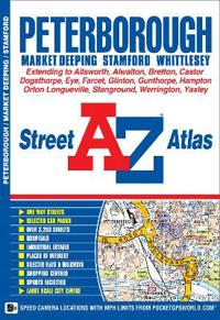 Peterborough Street Atlas