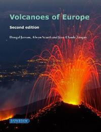 Volcanoes of Europe: Second Edition