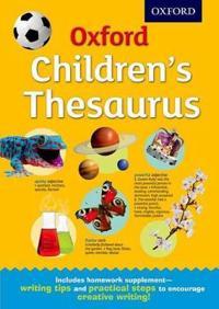 Oxford childrens thesaurus