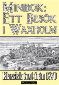 Ett besök i Vaxholm 1870