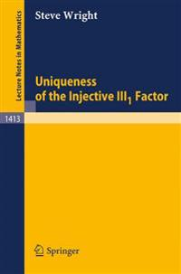 Uniqueness of the Injective III1 Factor