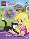 LEGO Friends: Fairground Fun Activity Book with Miniset